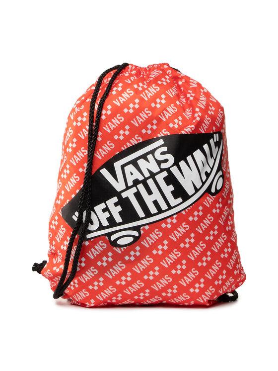 Vans Vans Worek Benched VN000SUFV5K1 Czerwony