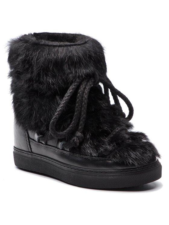 Inuikii Inuikii Schuhe Sneaker Rabbit 70203-9-W Schwarz