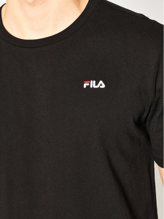 Fila Fila T-Shirt Unwid Tee 682201 Czarny Regular Fit