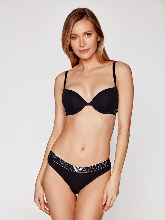 Emporio Armani Underwear Emporio Armani Underwear Biustonosz push-up 164394 1P227 00020 Czarny