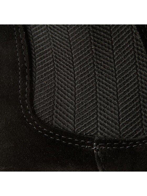 Gant Gant Členková obuv s elastickým prvkom Max 13653354 Čierna