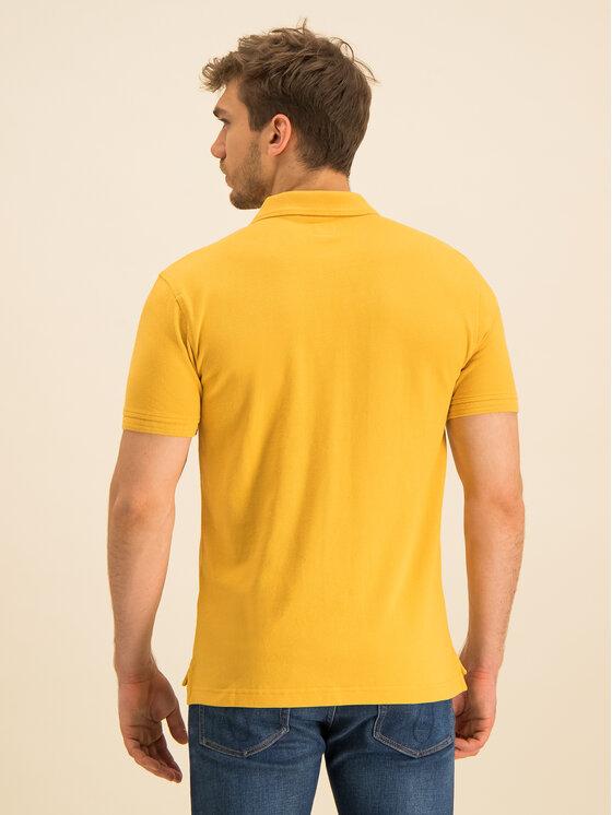Levi's® Levi's® Polokošile Housemark 22401-0109 Žlutá Regular Fit