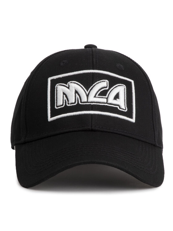 MCQ Alexander McQueen MCQ Alexander McQueen Καπέλο Jockey Baseball Cap 501183 RGC30 1006 Μαύρο