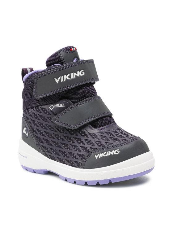 Viking Sniego batai Hero R Gtx GORE-TEX 3-89340-8316 Violetinė