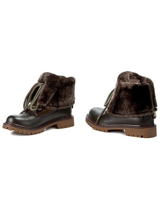 Liu Jo Liu Jo Bokacsizma Boy Boots Charline S65065 P0055 Barna
