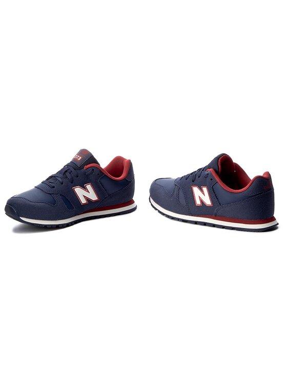 New Balance New Balance Laisvalaikio batai KJ373NDY Tamsiai mėlyna