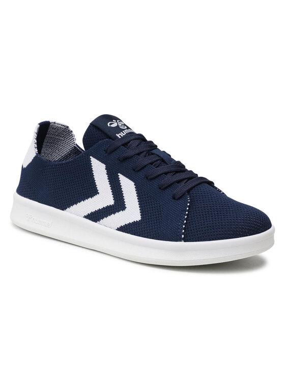 Hummel Laisvalaikio batai Busan Knit 211897-1009 Tamsiai mėlyna