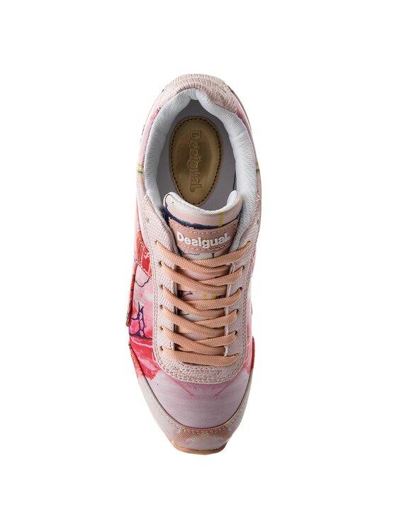 Desigual Desigual Sneakers Galaxy Hand Pinted 18SSKP07 Roz