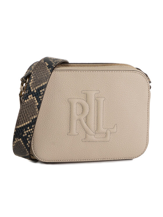 Lauren Ralph Lauren Lauren Ralph Lauren Torebka Hayes 20 431764227001 Beżowy