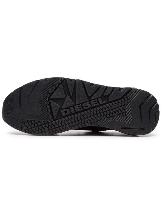Diesel Diesel Sneakersy S-Kby Stripe Y01781 P1753 T8013 Černá