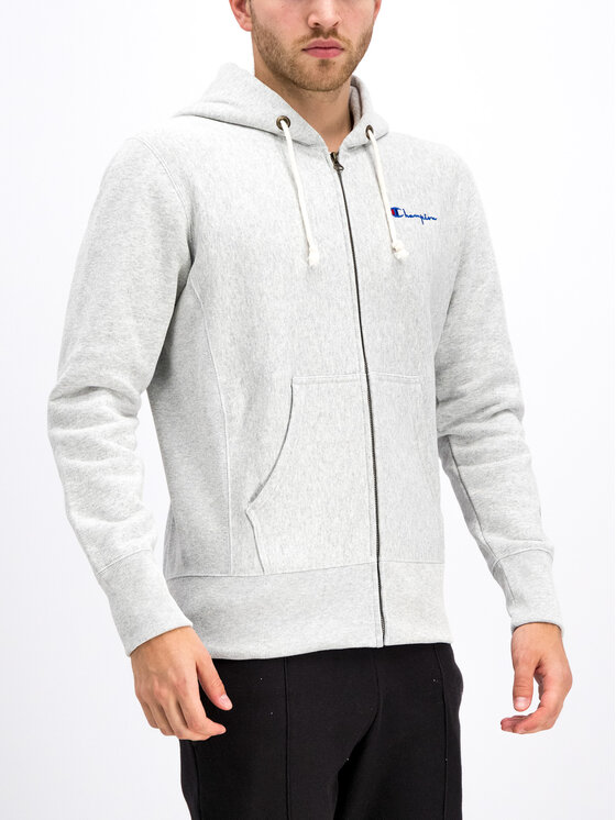 Champion Champion Sweatshirt 212579 Grau Regular Fit