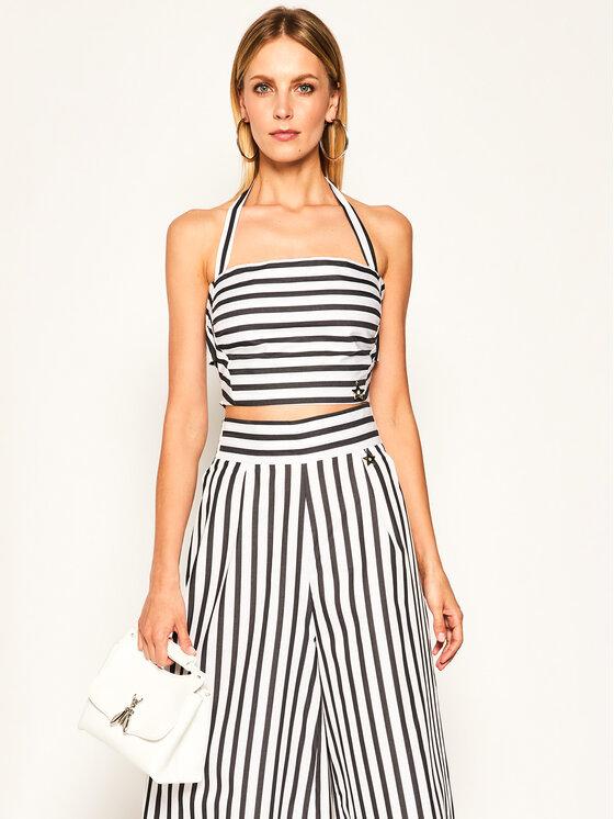 Liu Jo Beachwear Marškinėliai VA0061 T5899 Spalvota Slim Fit