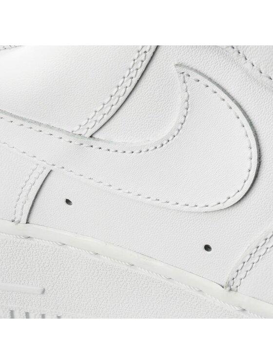 Nike Nike Παπούτσια Air Force 1 '07 315122 111 Λευκό