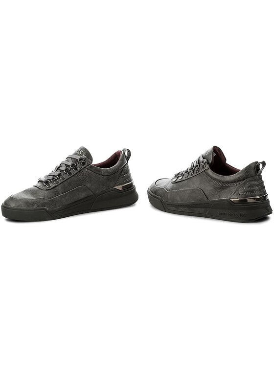 Guess Guess Sneakers Knight Hick FMKNH4 ELE12 Grigio