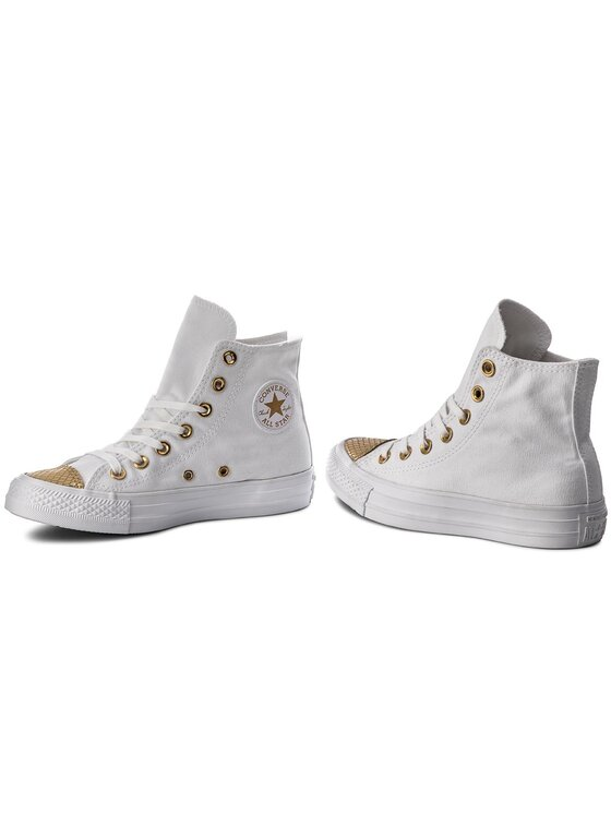 Converse Converse Sneakers Ctas Hi 555813C Alb