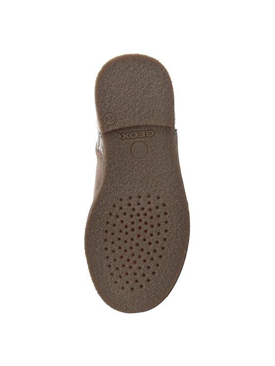 Geox Geox Kotníková obuv J Shawntel G.D J744ED 022AR C6029 M Hnědá