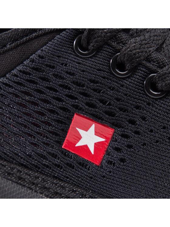 BIG STAR BIG STAR Sneakers aus Stoff DD274A421 Rot