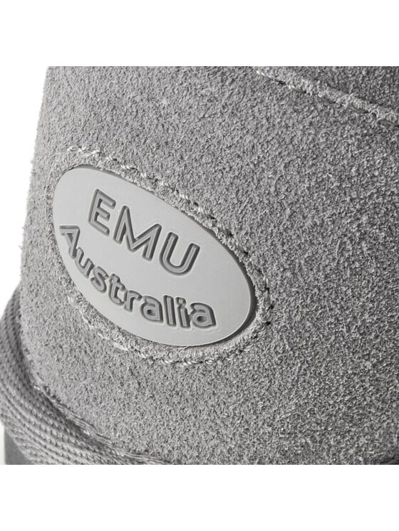 EMU Australia EMU Australia Schuhe Shark K10589 Grau