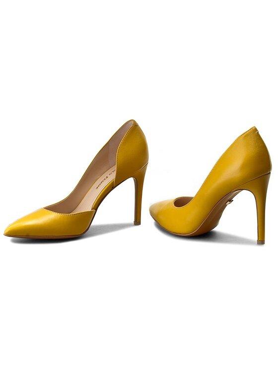 Solo Femme Solo Femme Scarpe stiletto 34278-63-G17/000-04-0 Giallo