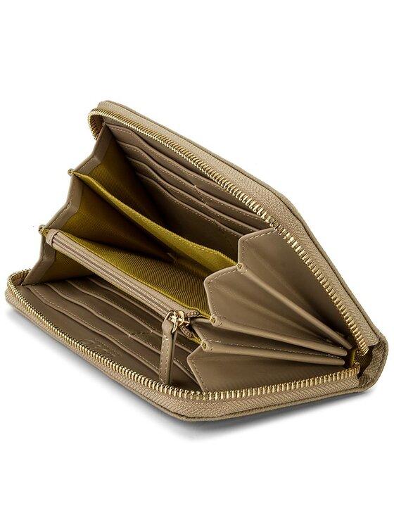 Liu Jo Liu Jo Nagy női pénztárca Zip Around Grande An N67044 E0087 Bézs