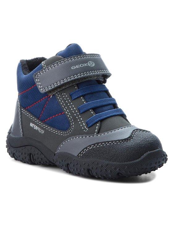Geox Auliniai batai B Baltic B.Wpf A B8442A 050FU C0739 M Tamsiai mėlyna