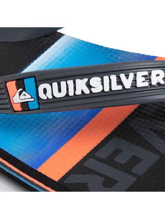 Quiksilver Quiksilver Japonki AQBL100423 Szary