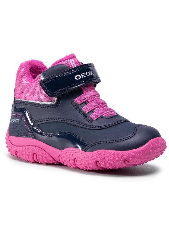 Geox Auliniai batai B Baltic G.Wpf A B04H1A 0BCM2 C4268 S Tamsiai mėlyna