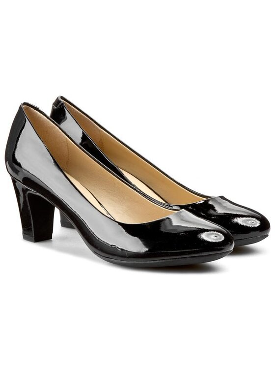Geox Geox Pantofi D Mariele Mid B D32T7B 00066 C9999 Negru