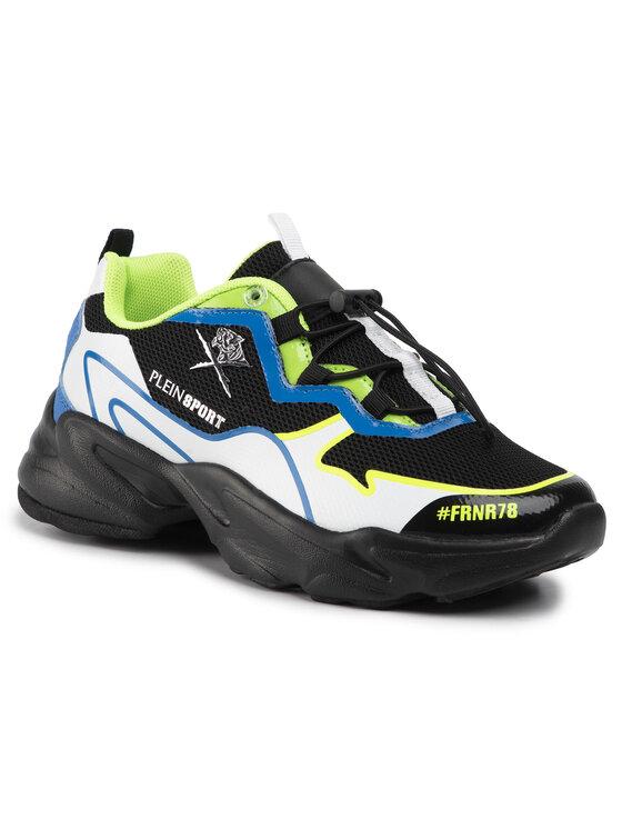 Plein Sport Laisvalaikio batai Runner Logos A19S MSC2423 STE003N Juoda