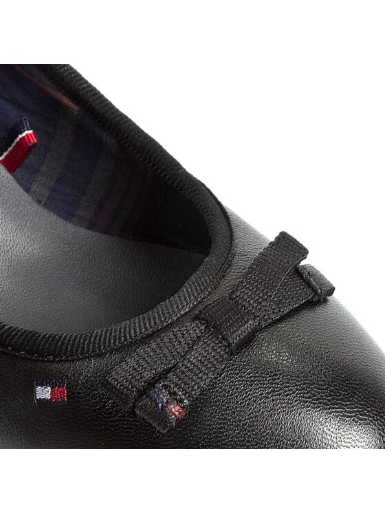 TOMMY HILFIGER TOMMY HILFIGER Chaussures basses Claire 3A FW56817753 Noir