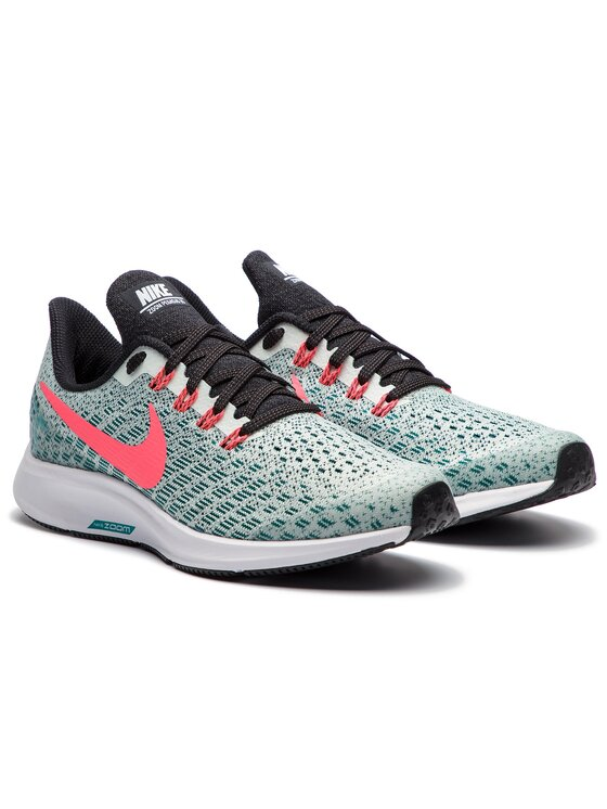 NIKE NIKE Обувки Air Zoom Pegasus 35 (GS) AH3482 004 Сив
