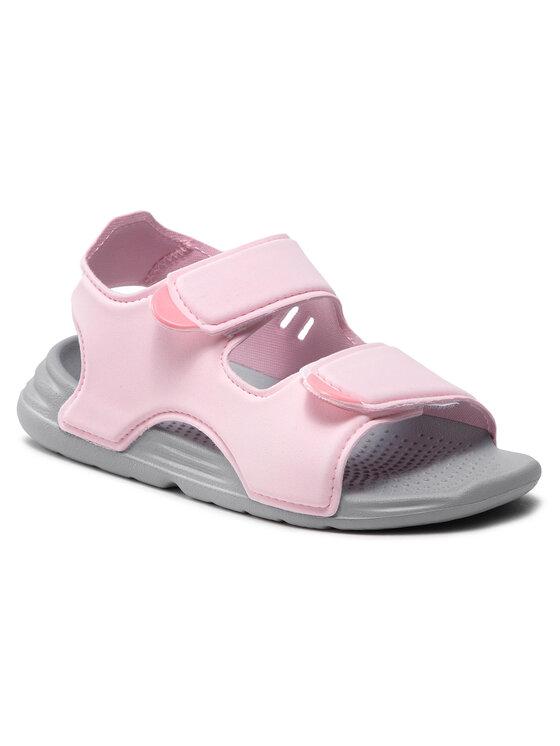 adidas Basutės Swim Sandal C FY8937 Rožinė