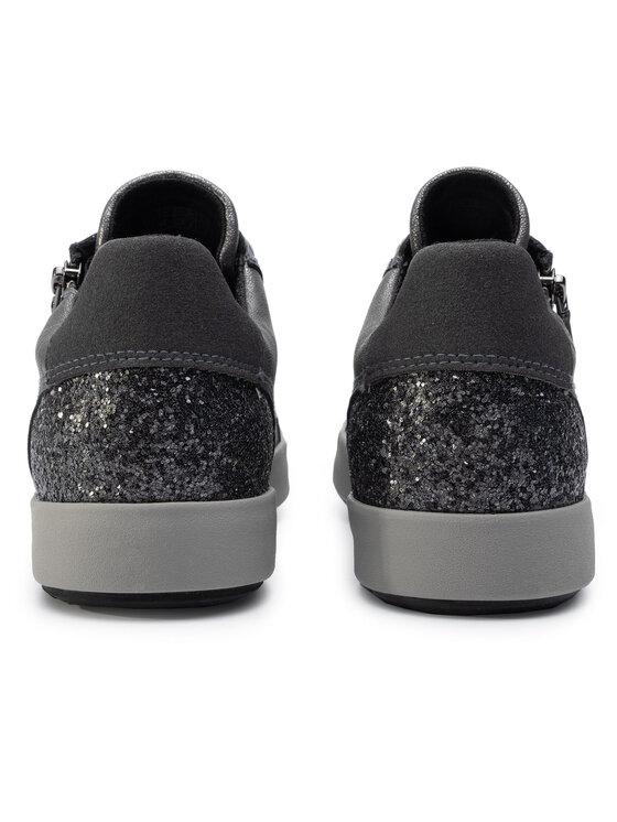 Geox Geox Sneakers D Blomiee A D946HA 0PVEW C9004 Grigio