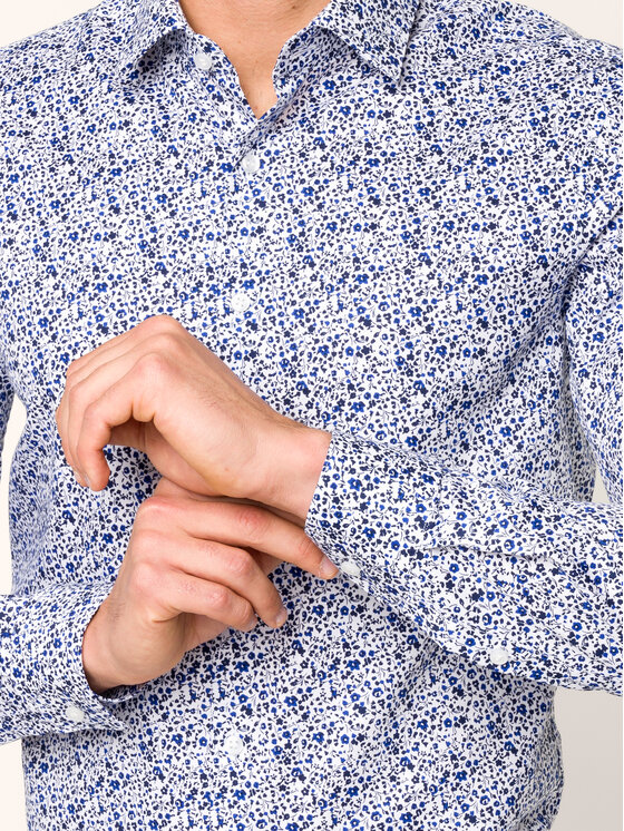 Calvin Klein Calvin Klein Camicia KI0KI04598 Multicolore Slim Fit
