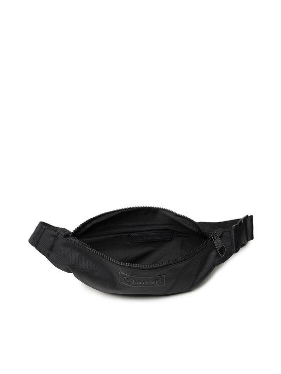 Calvin Klein Calvin Klein Saszetka nerka Ck Code Waistbag K50K507297 Czarny