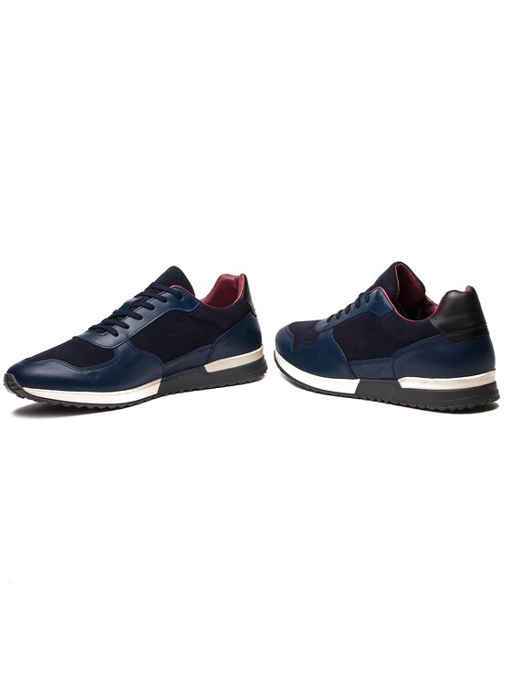 Gino Rossi Gino Rossi Sneakers Pepper MP2505-TWO-BWBG-5757-T Bleumarin