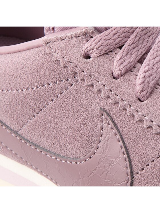 Nike Nike Boty Classic Cortez Suede AA3839 600 Fialová