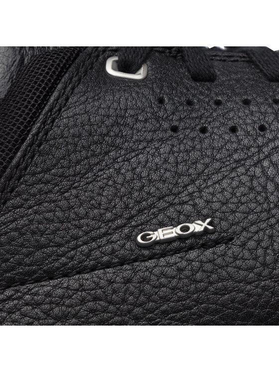 Geox Geox Κλειστά παπούτσια U Nebula Y A U948FA 00046 C9999 Μαύρο