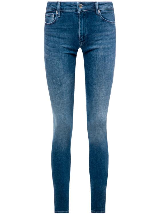 LOVE MOSCHINO LOVE MOSCHINO Jeans Slim Fit WQ38737S2993 Blu scuro Slim Fit