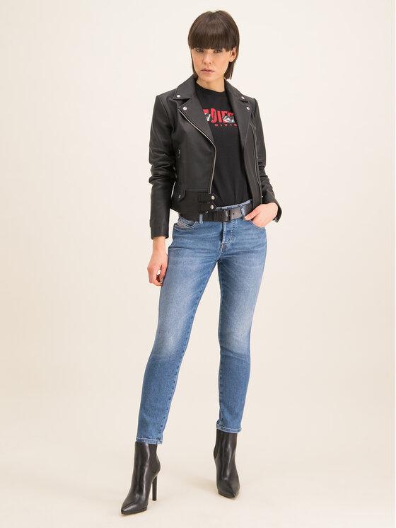 Diesel Diesel jeansy Skinny Fit Babhila 00S7LY 084PR Blu Skinny Fit