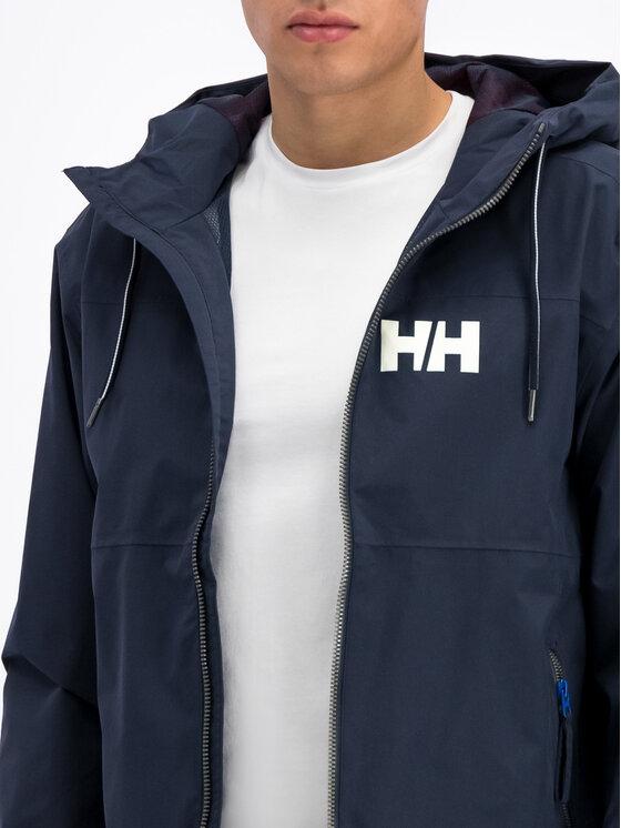 Helly Hansen Helly Hansen Neperšlampanti striukė Rigging Rain 64028 Tamsiai mėlyna Regular Fit