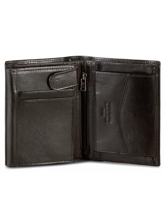 Pierre Cardin Pierre Cardin Veľká pánska peňaženka YS507.1 326 Čierna
