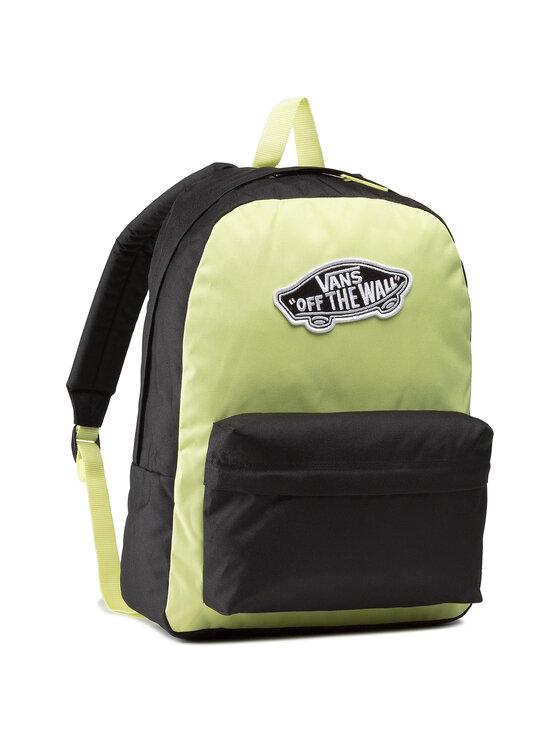 Vans Vans Plecak Realm Backpack VN0A3UI6TCY1 Żółty