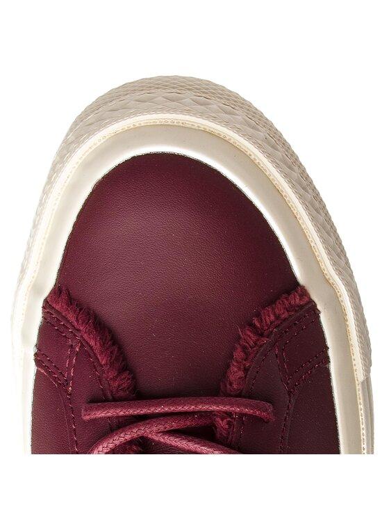 Converse Converse Πάνινα παπούτσια One Star Ox 162602C Μπορντό