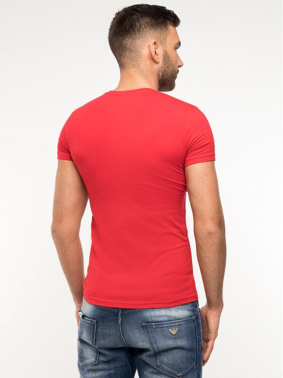 Emporio Armani Underwear Emporio Armani Underwear Tricou 111035 9P516 00074 Negru Slim Fit