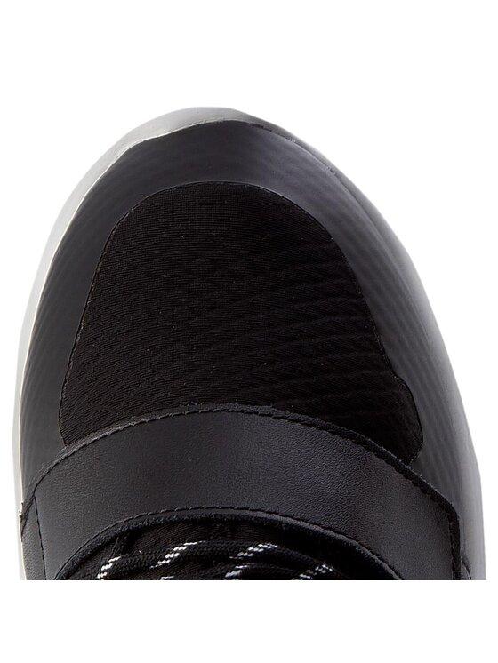 Tommy Hilfiger Tommy Hilfiger Sneakersy DENIM Bolt 1C FM0FM00458 Černá