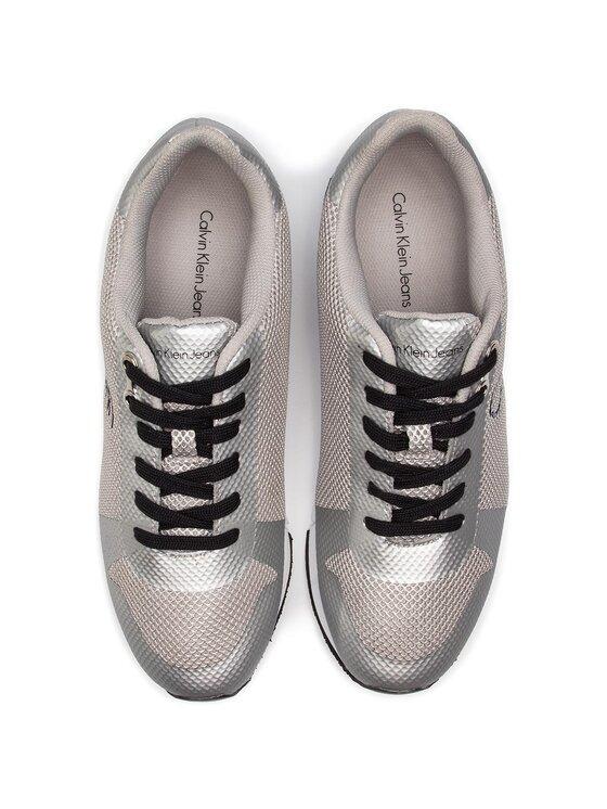 Calvin Klein Jeans Calvin Klein Jeans Sneakers Jacques SE8603 Silberfarben