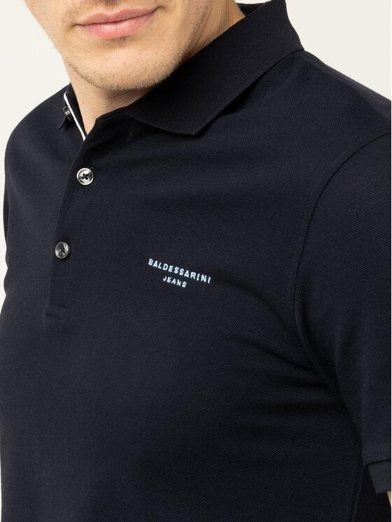 Baldessarini Baldessarini Polohemd Pablo Nos 47405/000/5361 Dunkelblau Slim Fit