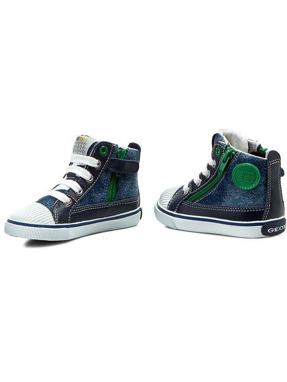 Geox Geox Sneakers B Kiwi B. F B62A7F 01385 C4248 Σκούρο μπλε