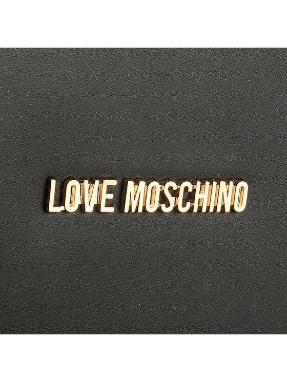 LOVE MOSCHINO LOVE MOSCHINO Раница JC4035PP14LD200B Черен